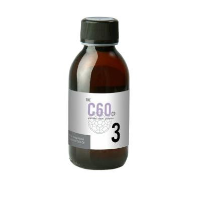 C60 in coconut oil and MCT oil